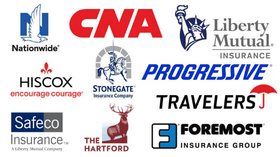 Insurance companies we Have